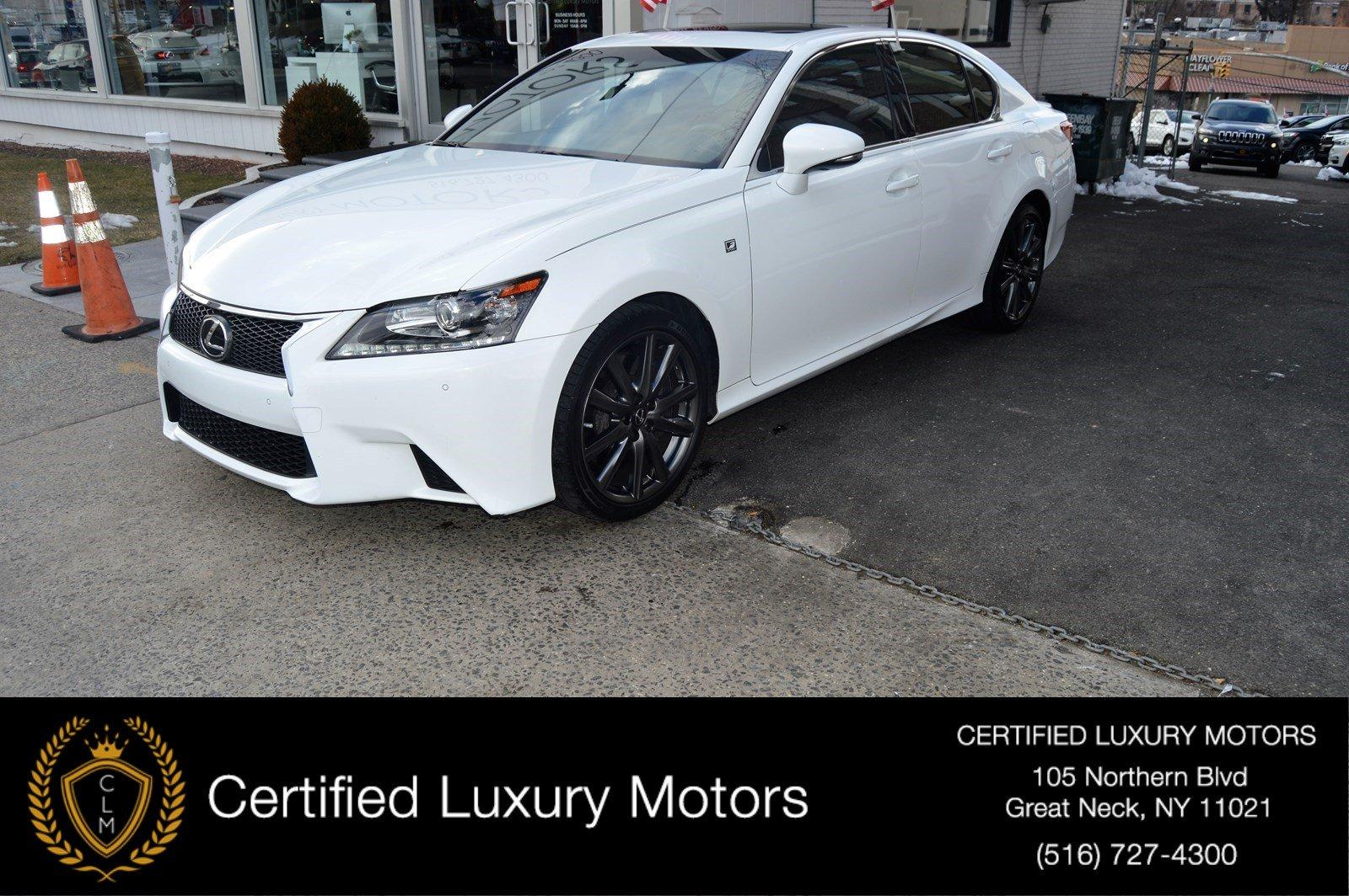 Used 2015 Lexus GS 350 Crafted Line (F-SPORT) | Great Neck, NY