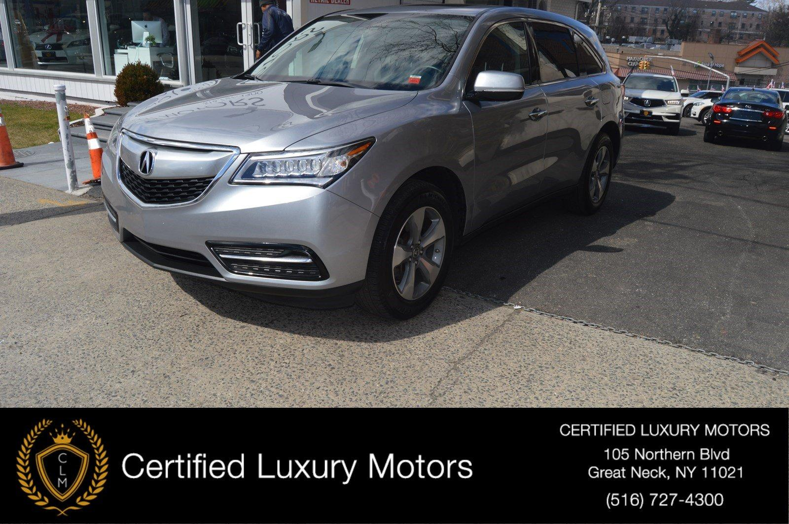 Used 2016 Acura MDX  | Great Neck, NY