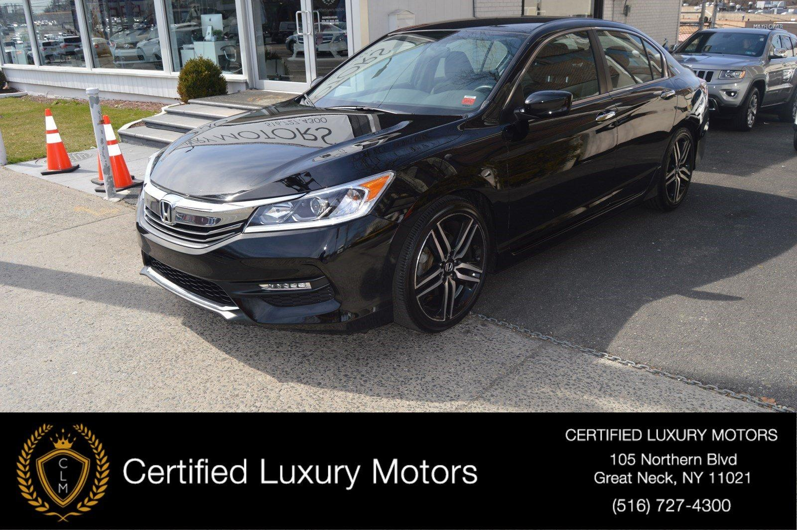 Used 2016 Honda Accord Sedan Sport | Great Neck, NY