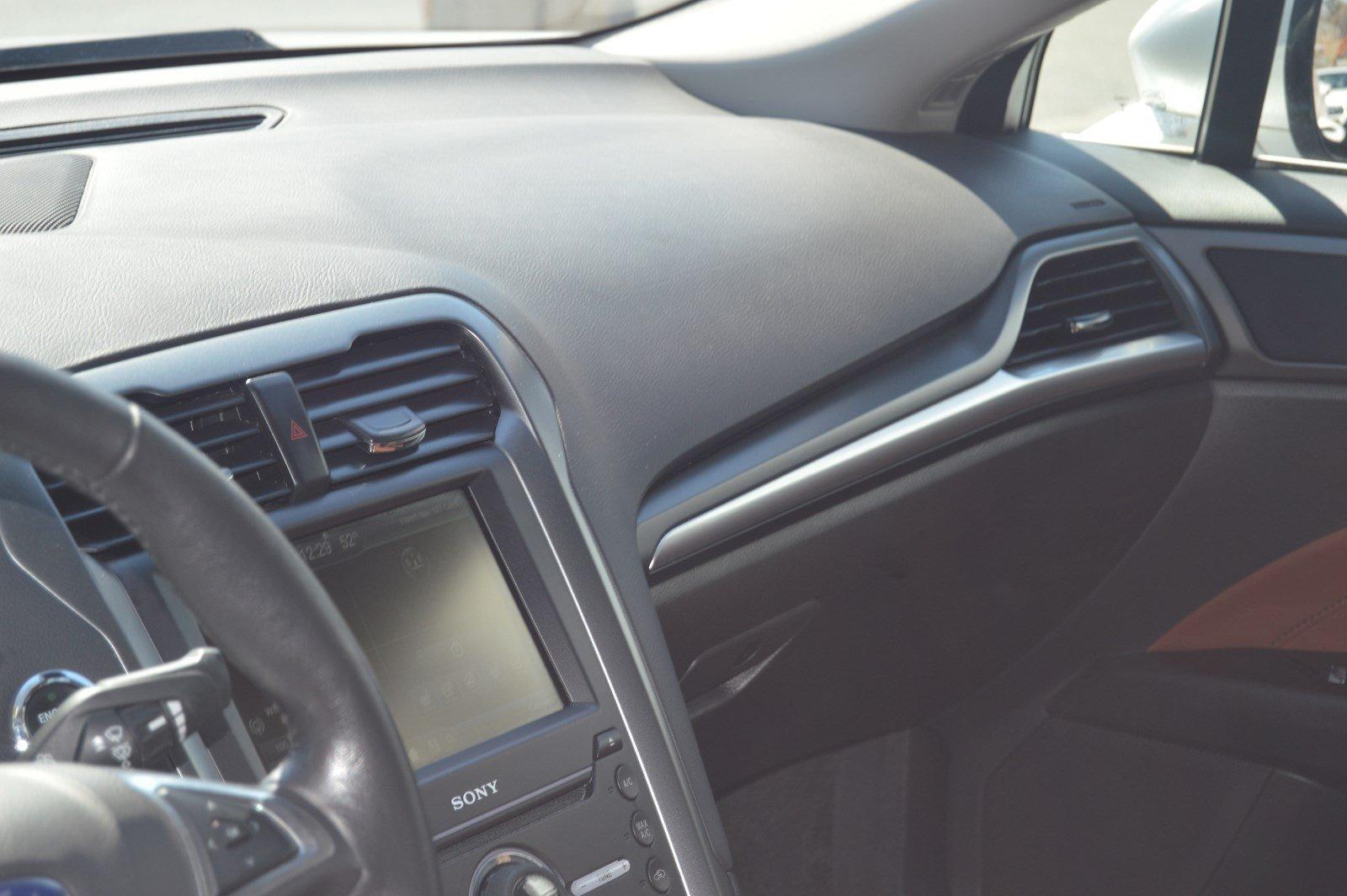 2016 Ford Fusion Titanium Hybrid Stock 2435 For Sale Near