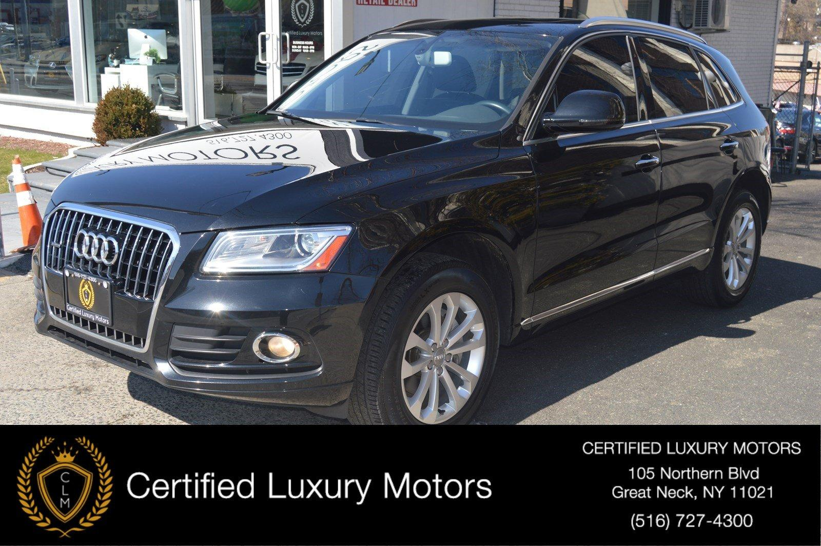 Used 2015 Audi Q5 Premium | Great Neck, NY