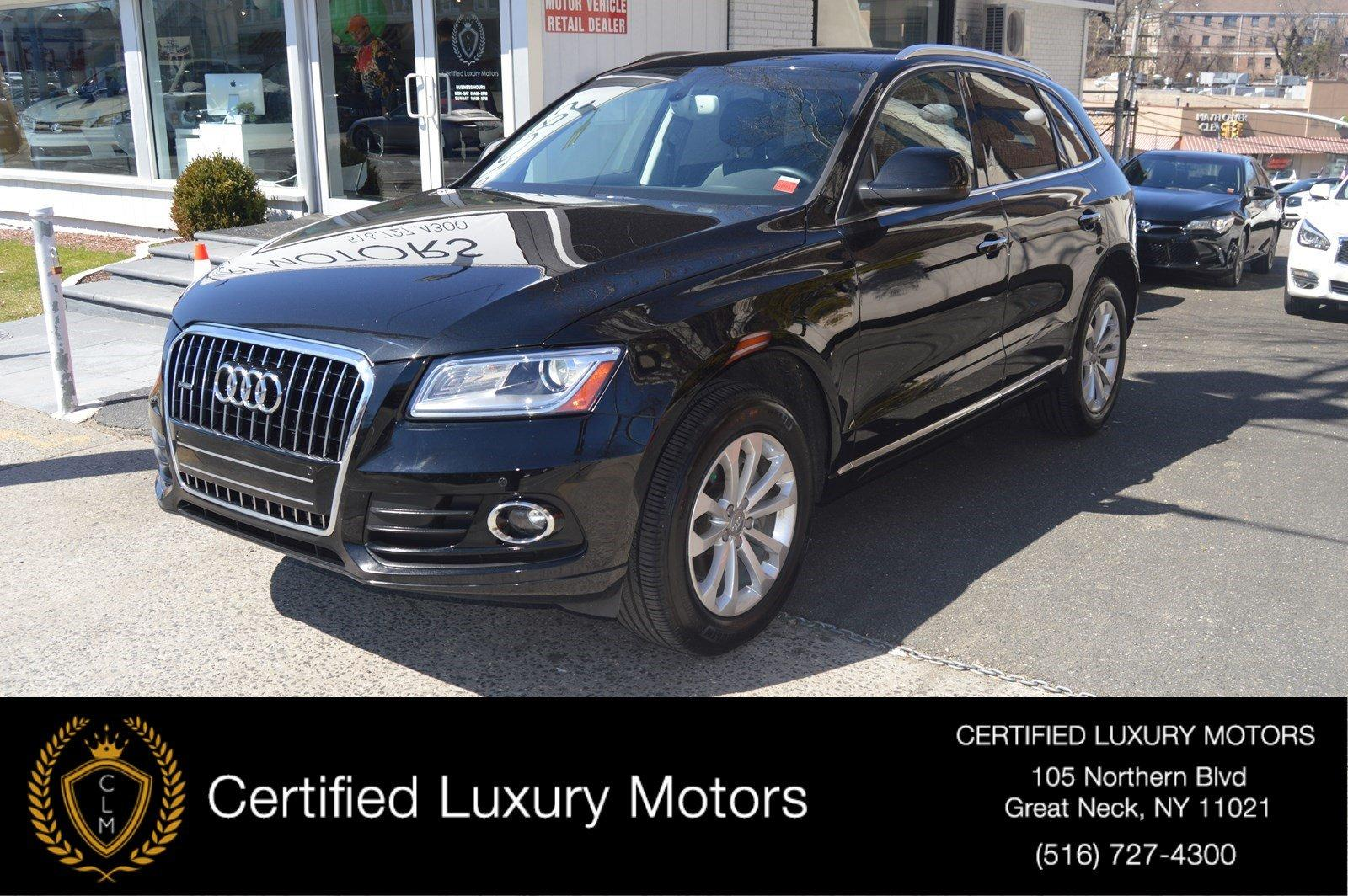 Used 2015 Audi Q5 Premium Plus | Great Neck, NY