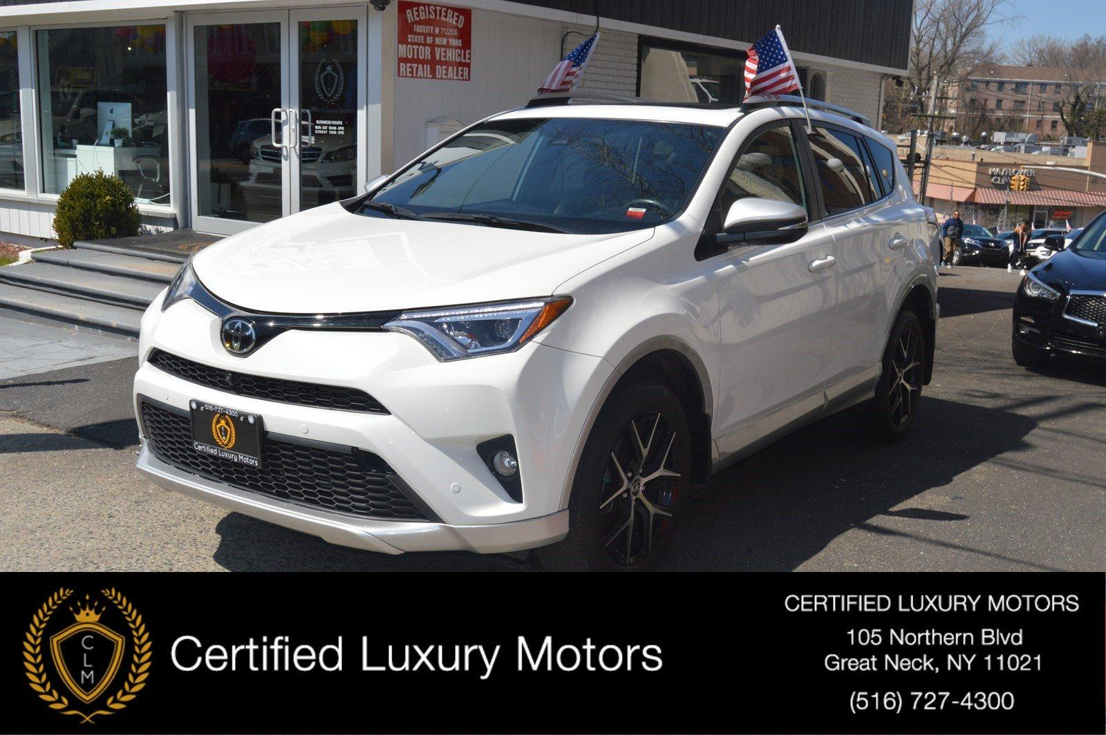 Used 2016 Toyota RAV4 SE | Great Neck, NY