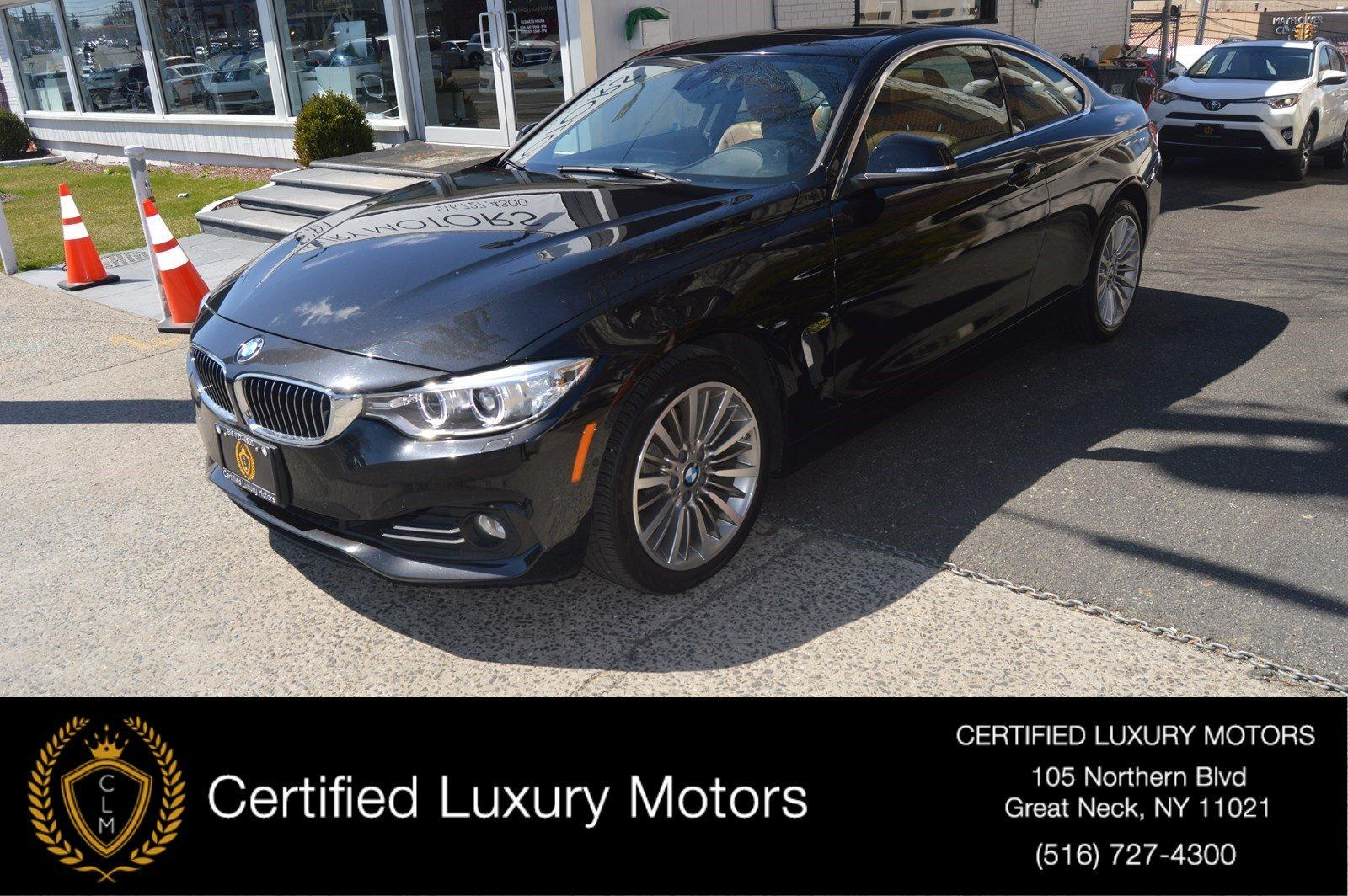 Used 2016 BMW 4 Series 428i xDrive (Sports Pkg/Navi) | Great Neck, NY