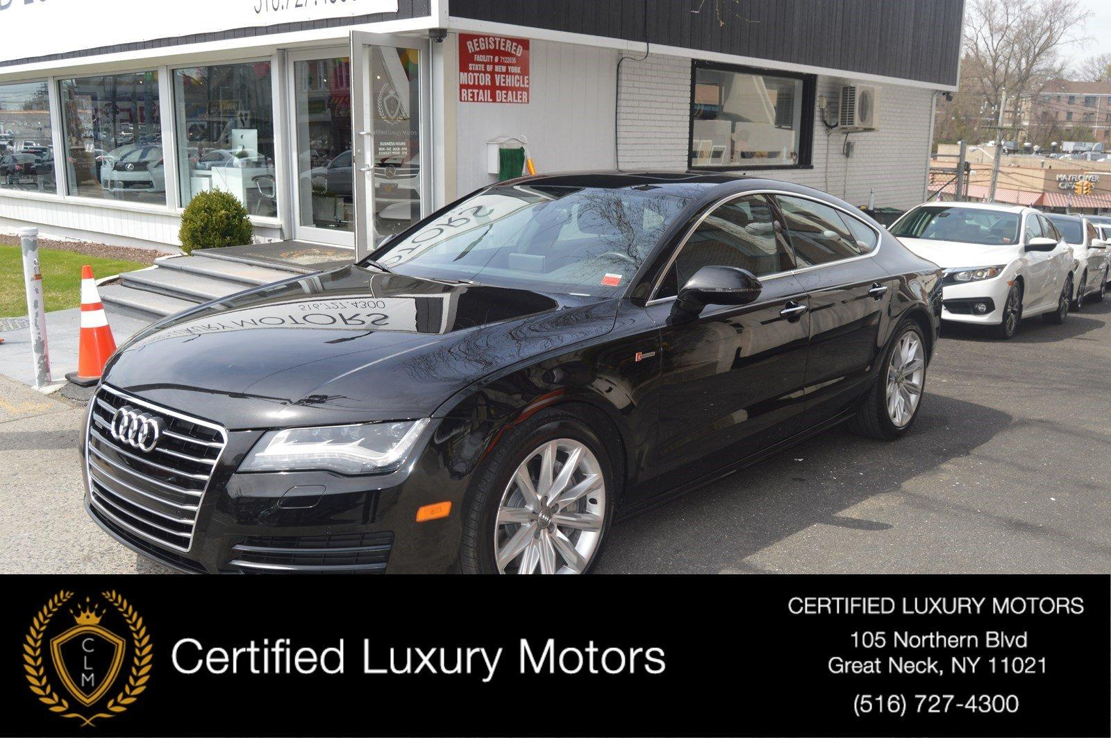 Used 2015 Audi A7 3.0 Premium Plus | Great Neck, NY