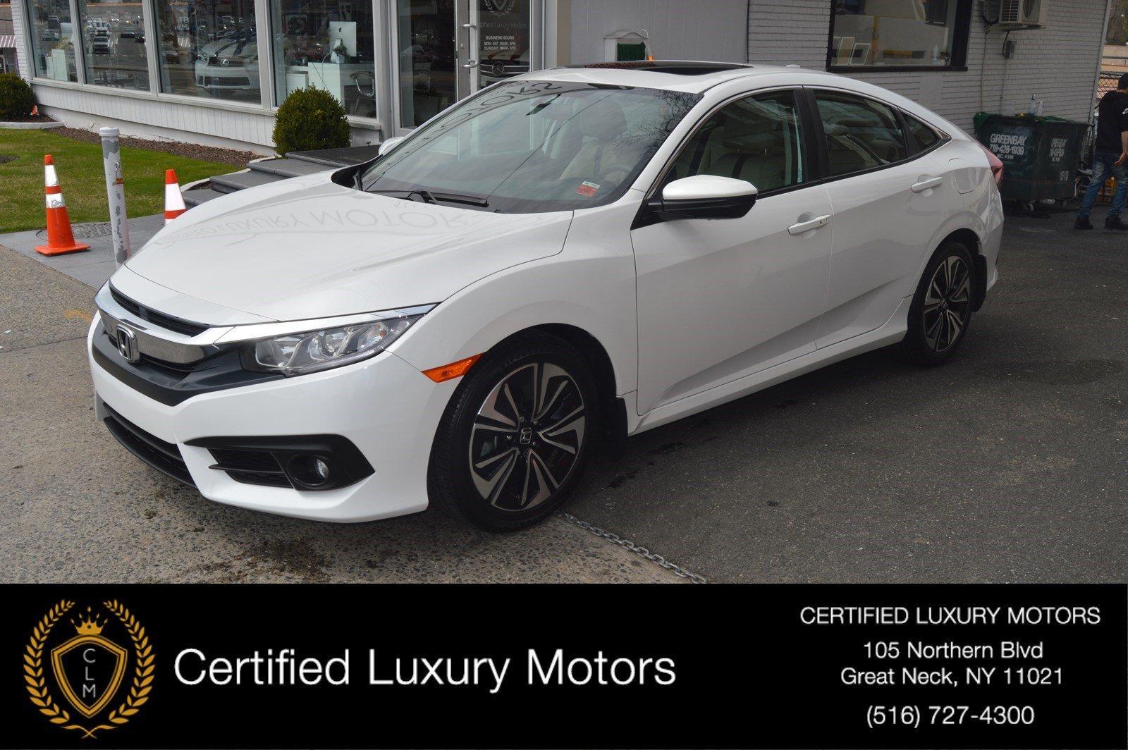 Used 2016 Honda Civic Sedan EX-T | Great Neck, NY