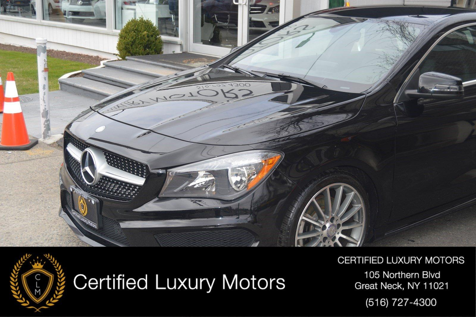 Used 2016 Mercedes-Benz CLA CLA 250 4Matic | Great Neck, NY