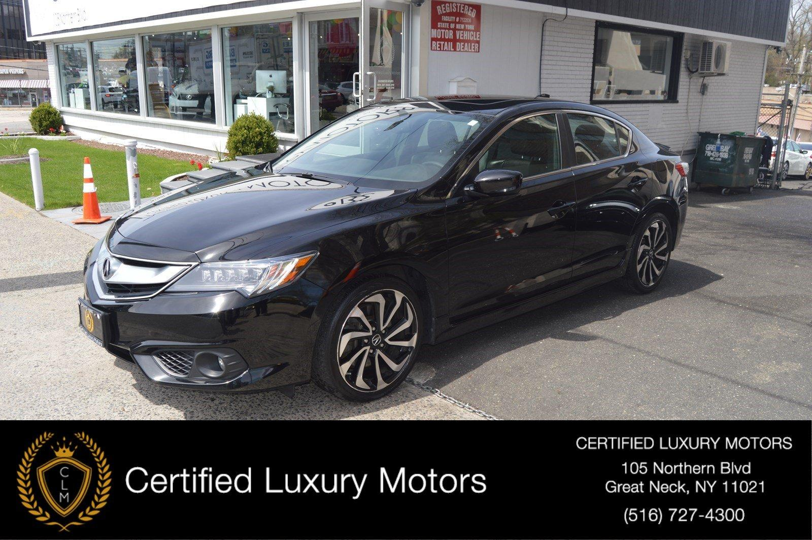 Used 2016 Acura ILX w/Premium/A-SPEC Pkg | Great Neck, NY