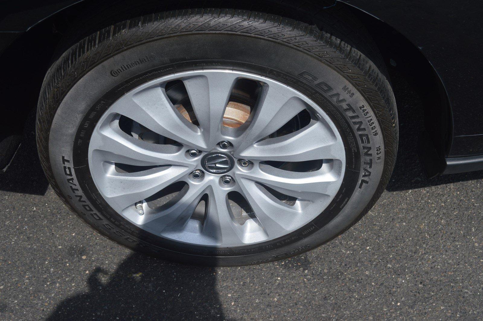 Used-2016-Acura-MDX-w/Tech