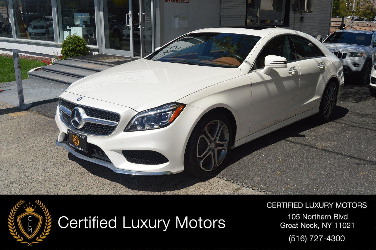 Used 2016 Mercedes-Benz CLS 400 | Great Neck, NY