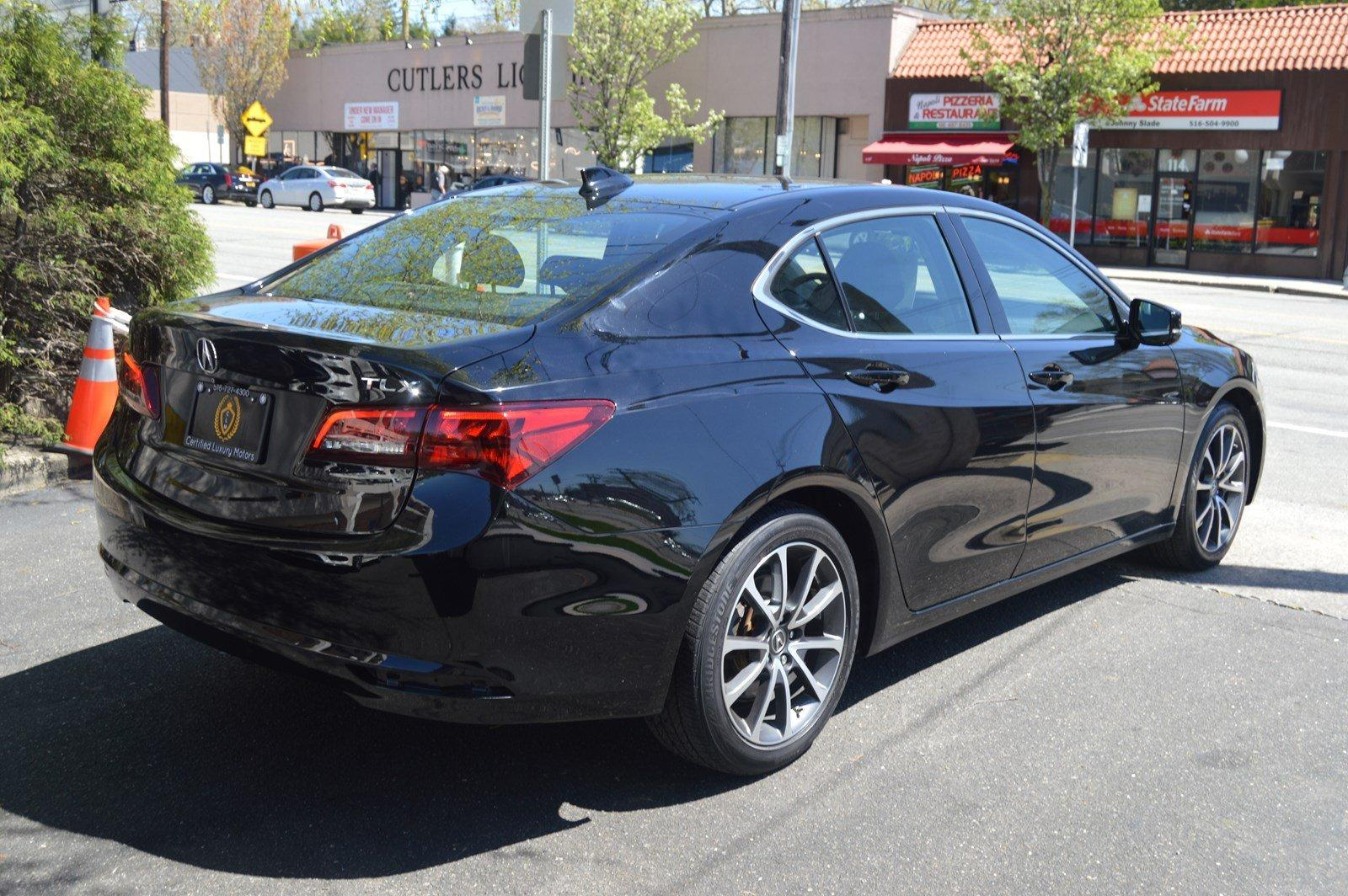 2016 Acura Tlx V6 Tech Stock 8155 For Sale Near Great