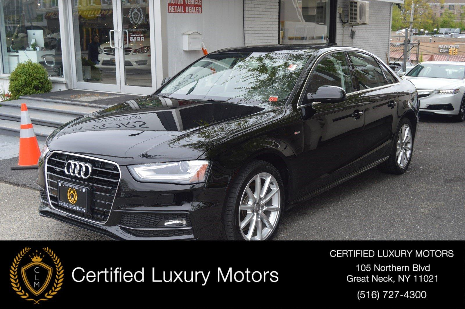 Used 2016 Audi A4 Premium | Great Neck, NY