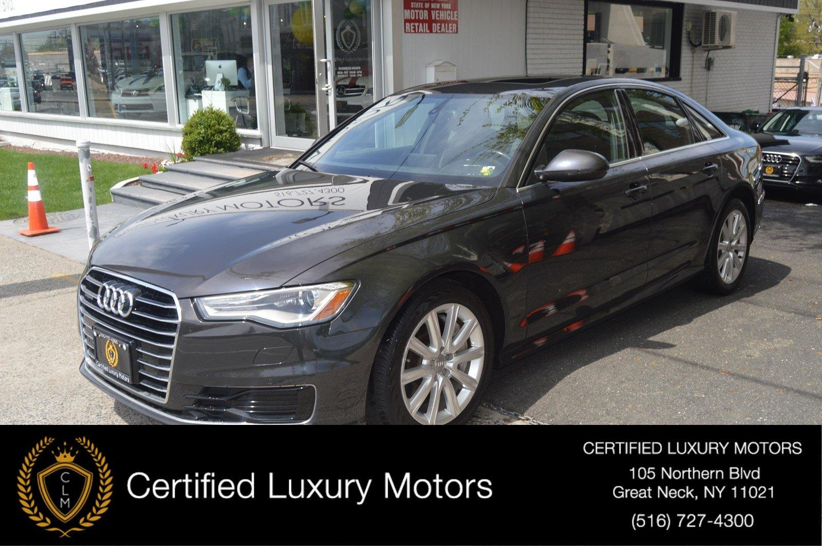 Used 2016 Audi A6 2.0T Premium | Great Neck, NY