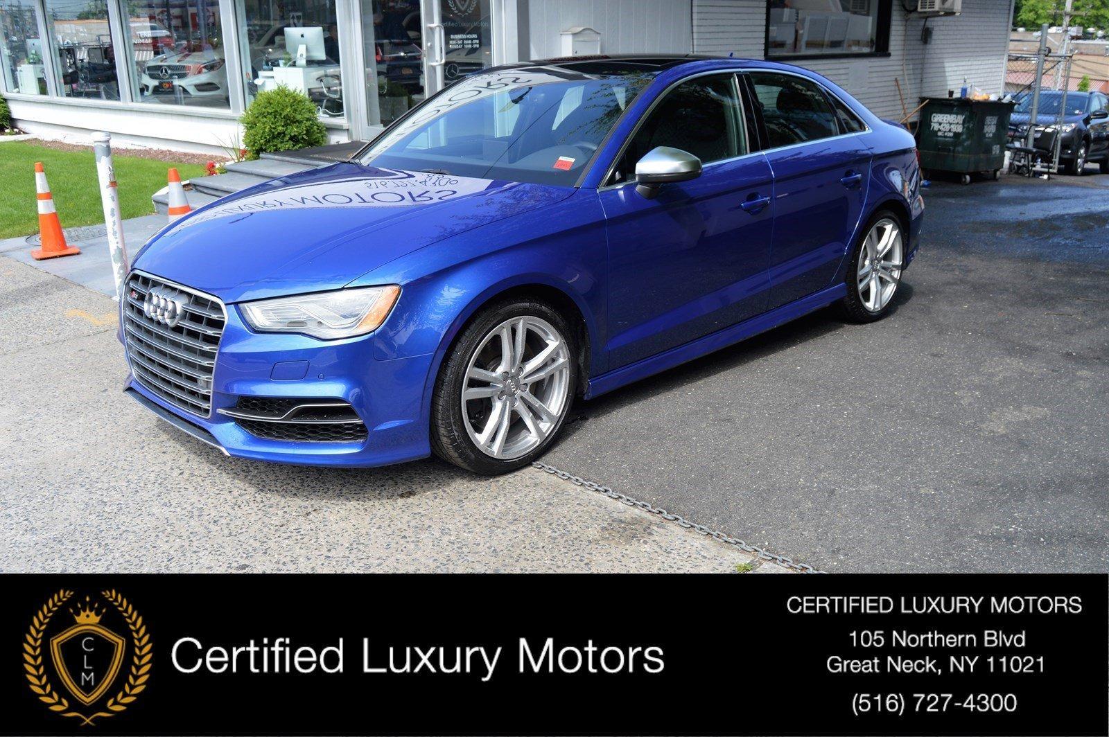 Used 2016 Audi S3 Premium Plus | Great Neck, NY