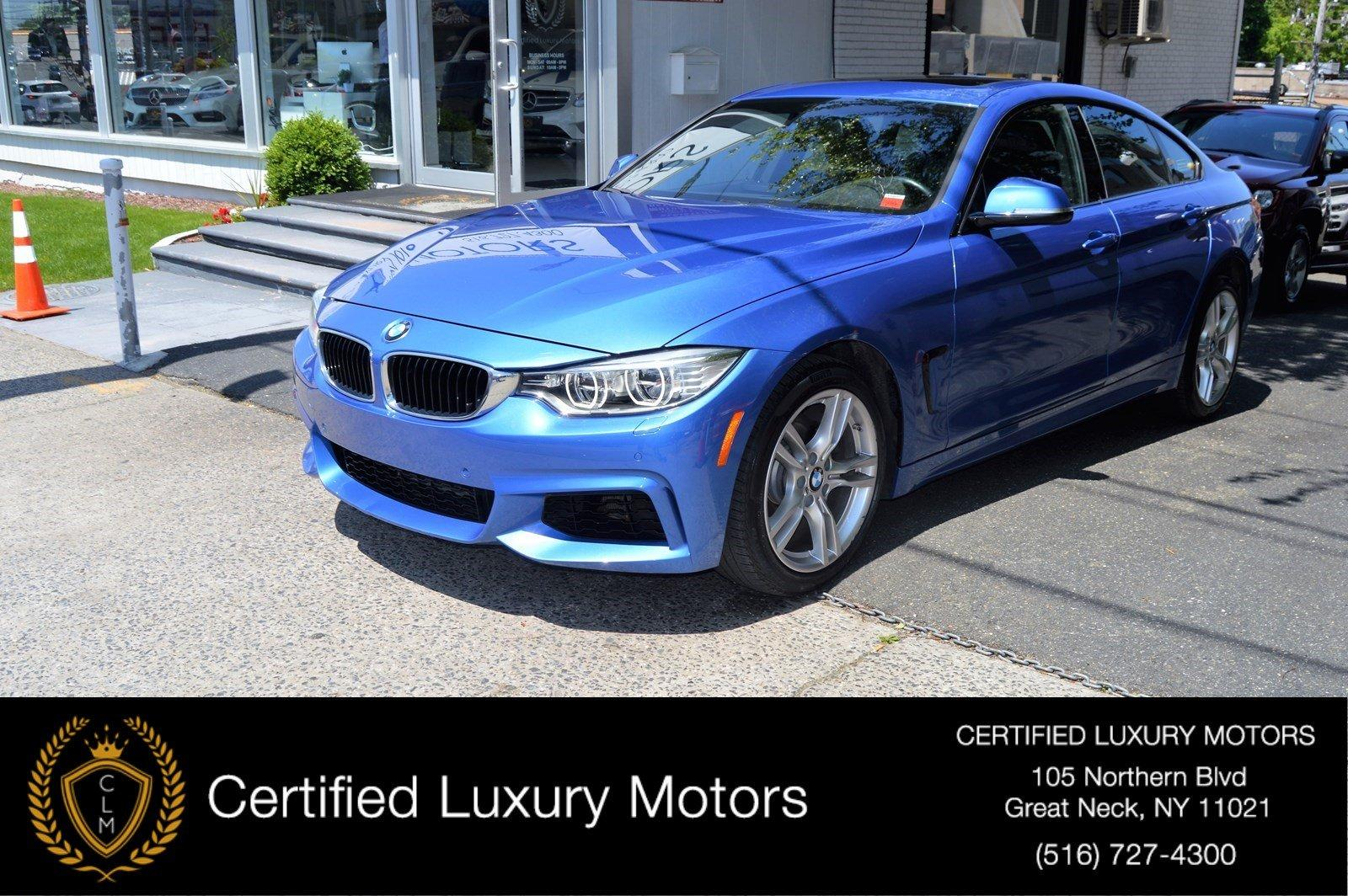 Used 2015 BMW 4 Series 428i xDrive M-Sport | Great Neck, NY
