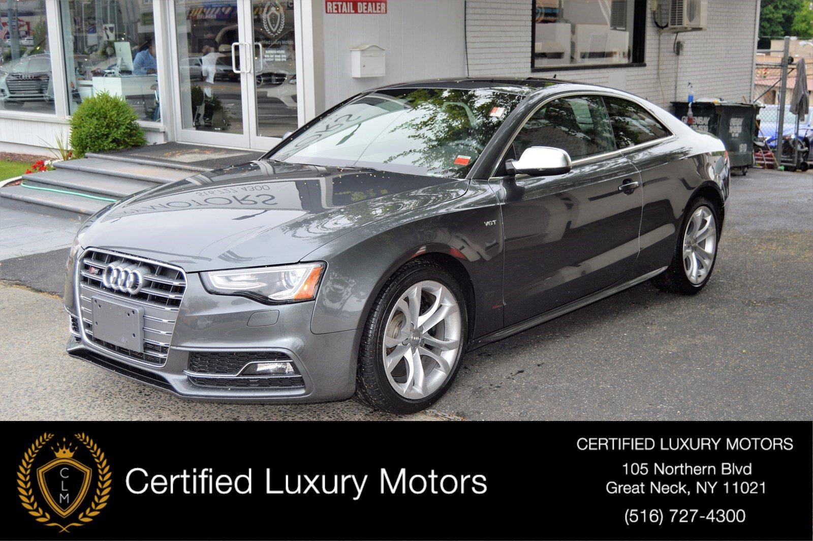 Used 2016 Audi S5 Premium Plus | Great Neck, NY