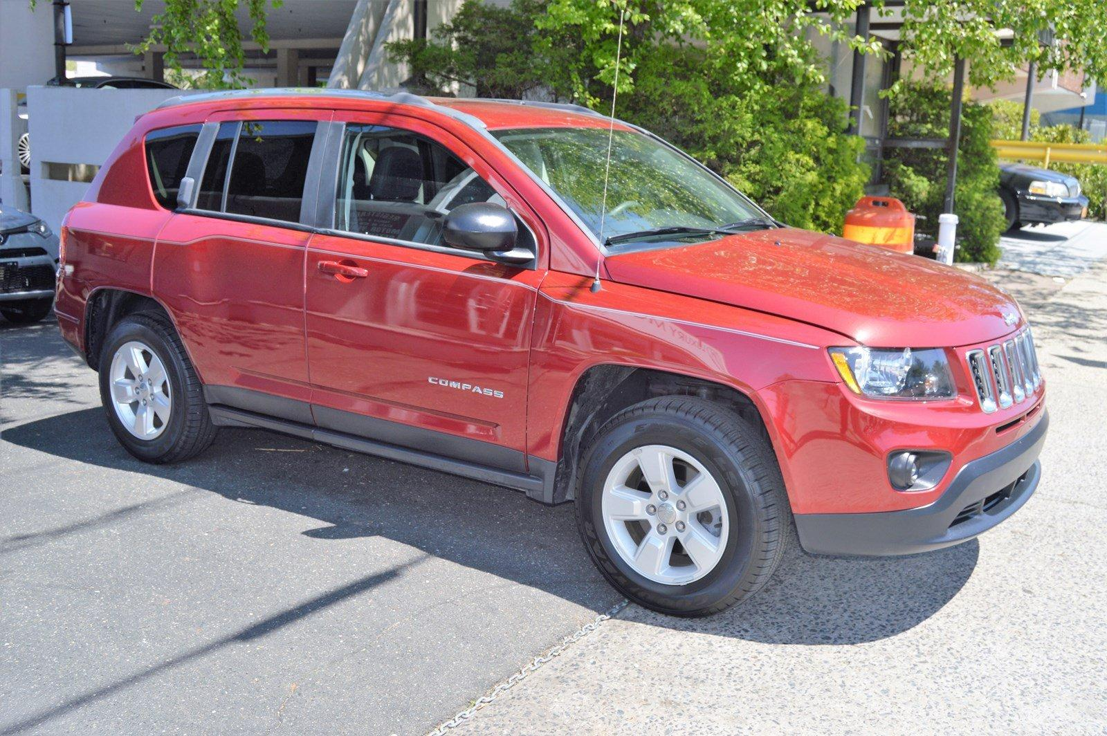 Used-2014-Jeep-Compass-Sport