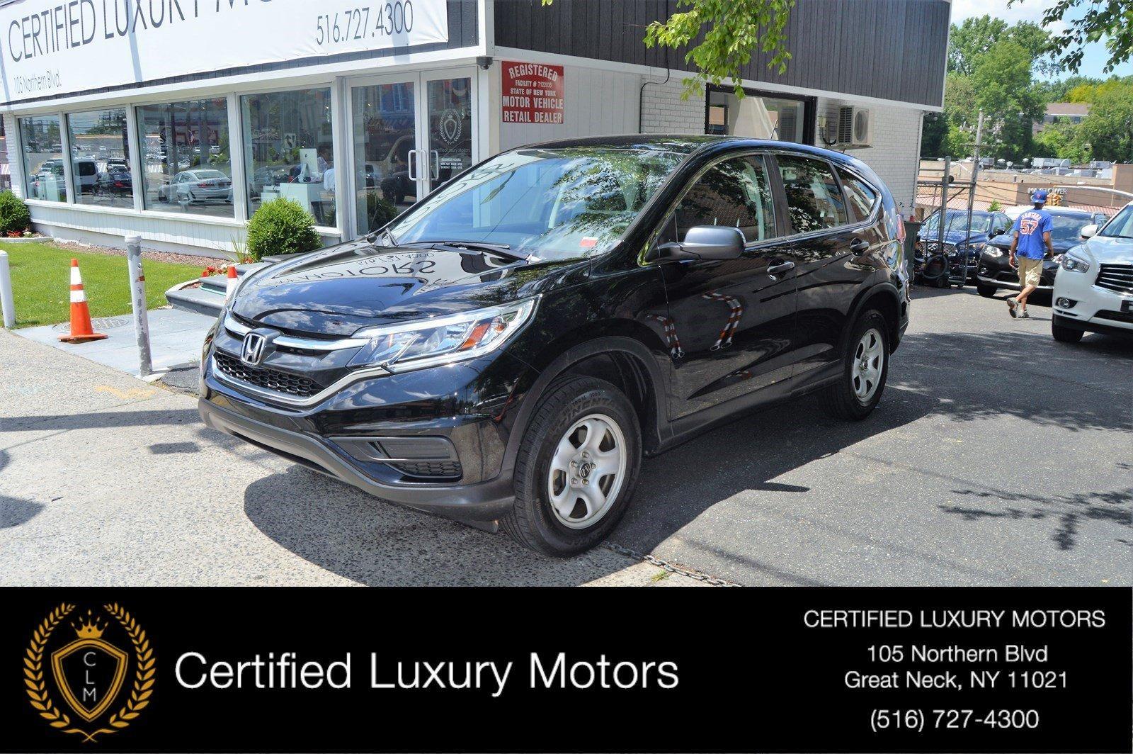 Used 2016 Honda CR-V LX   Great Neck, NY