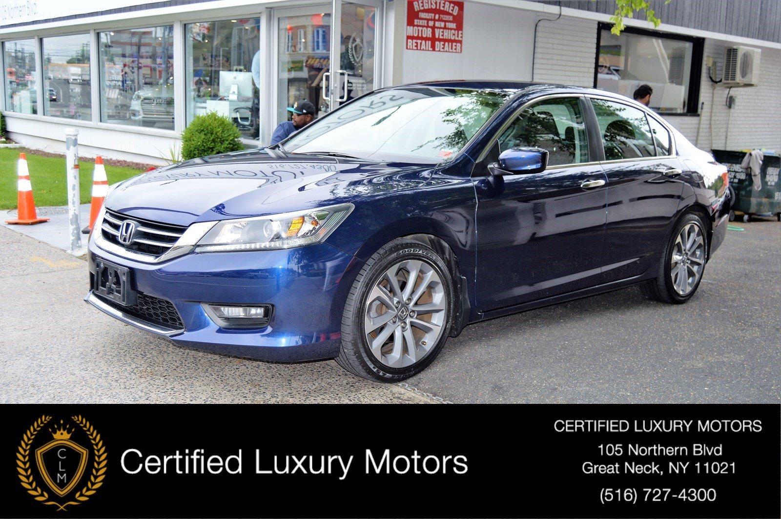 Used 2014 Honda Accord Sedan Sport | Great Neck, NY