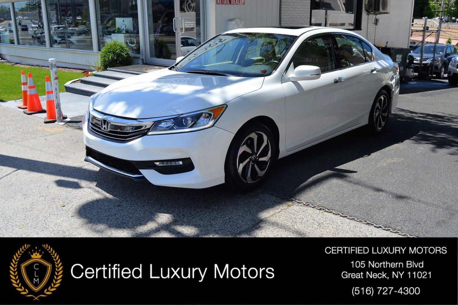 Used 2016 Honda Accord Sedan EX-L | Great Neck, NY