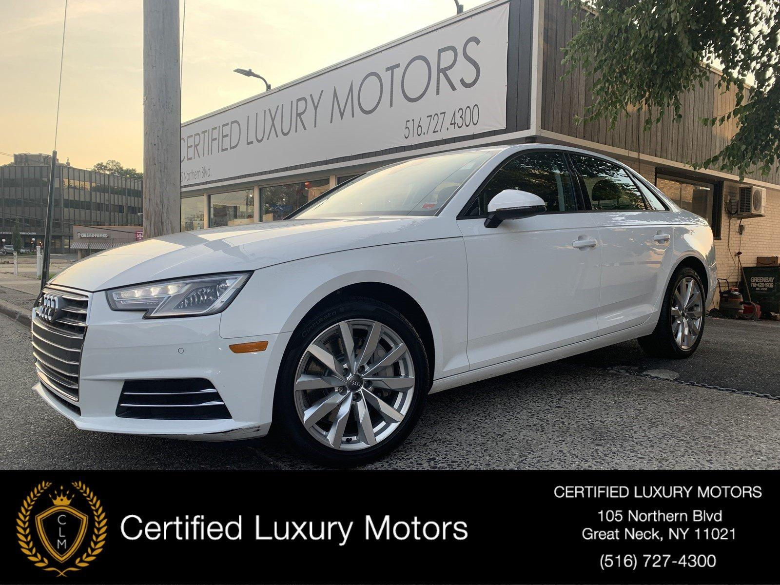 Used 2017 Audi A4 Premium   Great Neck, NY