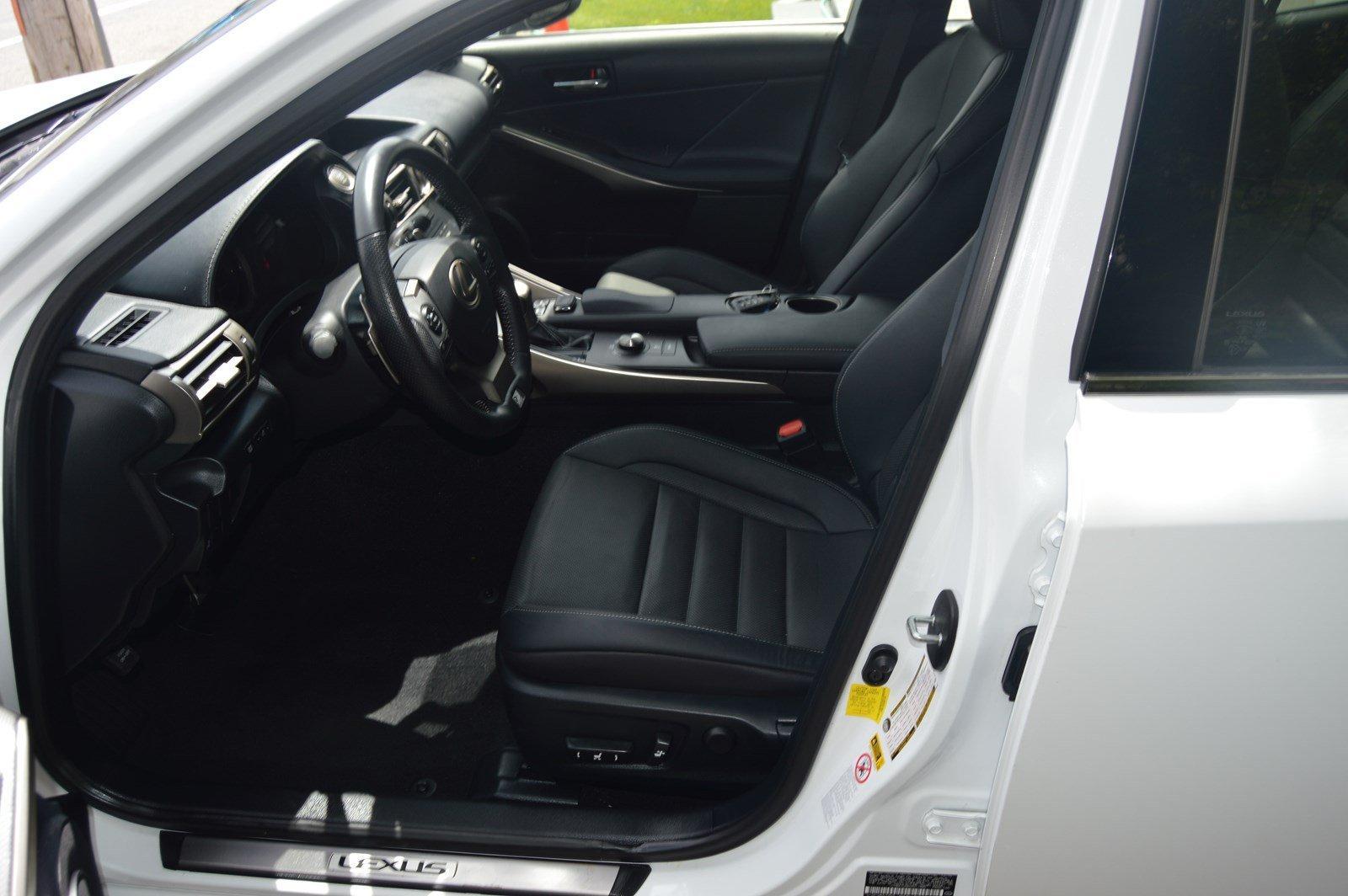 Used-2016-Lexus-IS-200t-F-Sport