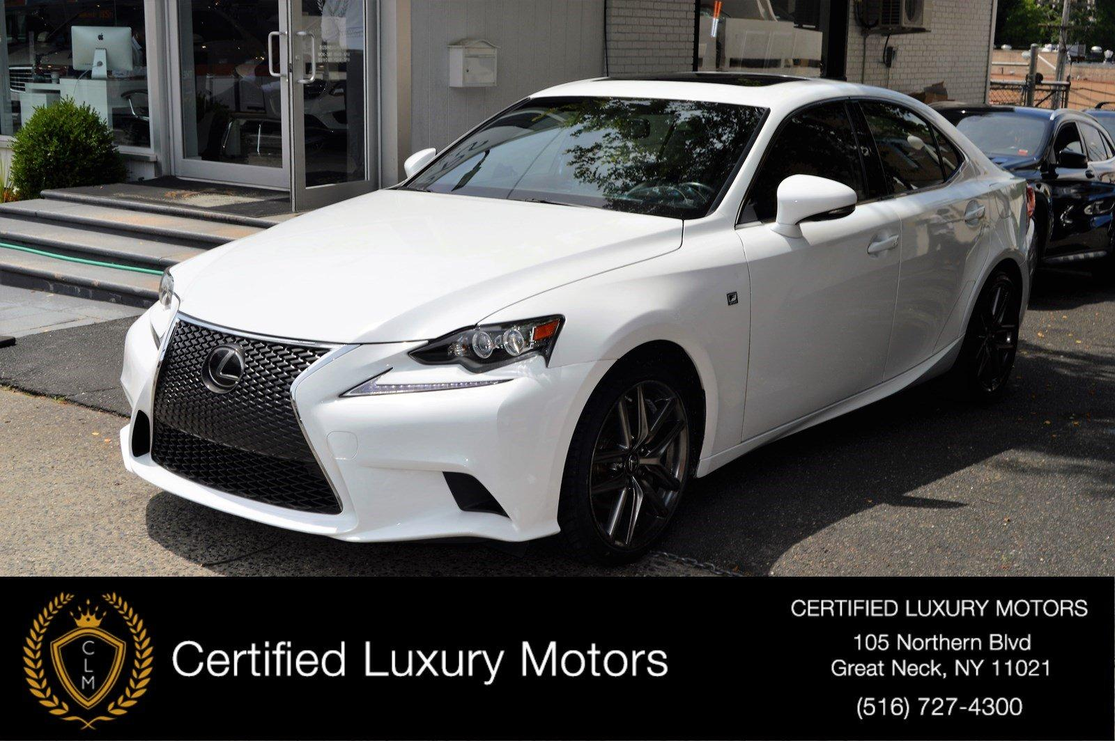 Used 2016 Lexus IS 200t F-Sport  | Great Neck, NY