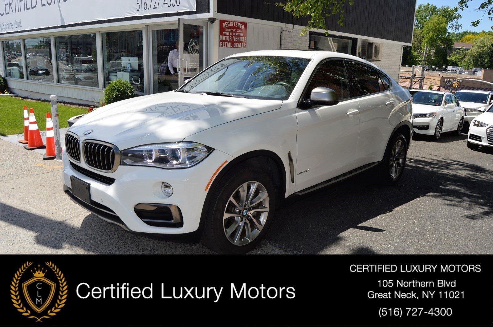 Used 2016 BMW X6 xDrive50i | Great Neck, NY
