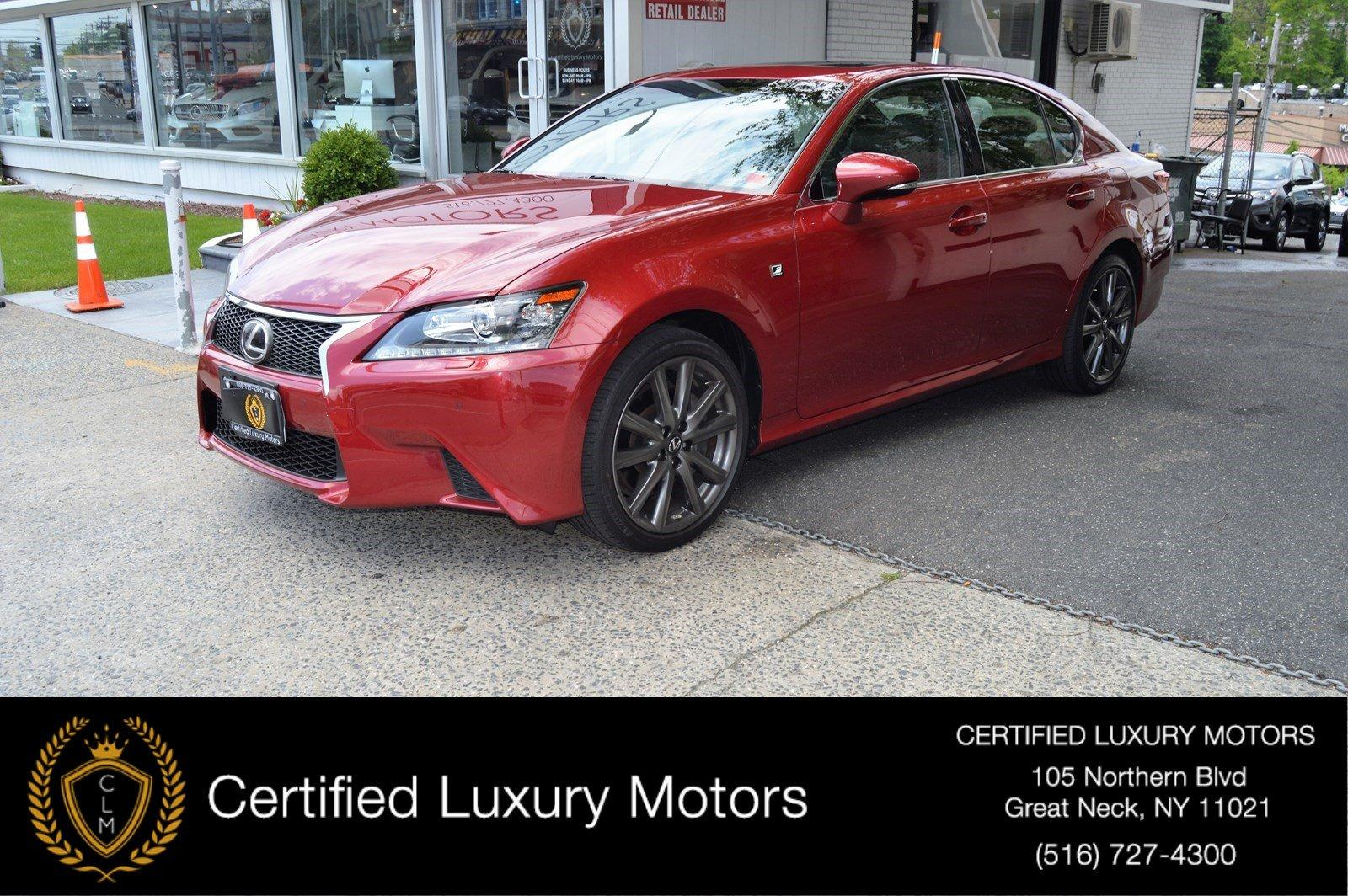 Used 2015 Lexus GS 350 Awd F-Sport  | Great Neck, NY