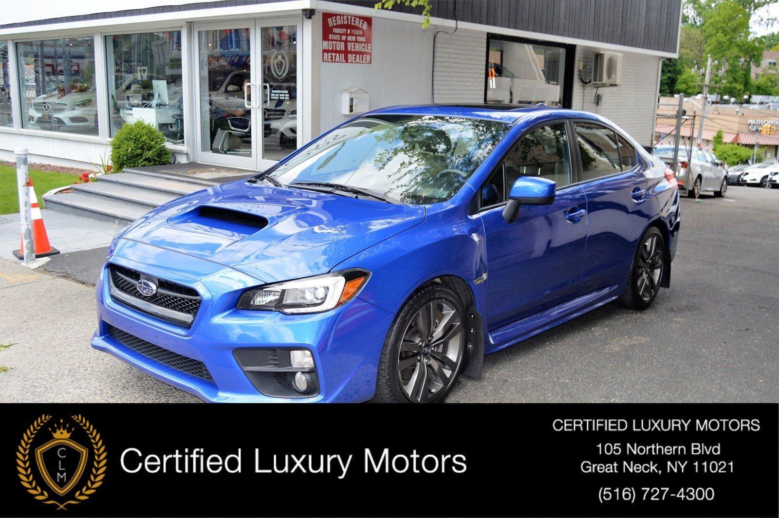 Used 2016 Subaru WRX Limited | Great Neck, NY