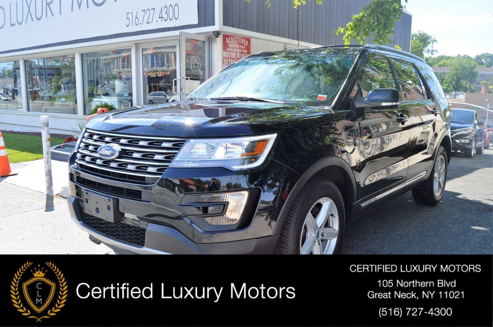 Used 2016 Ford Explorer XLT | Great Neck, NY
