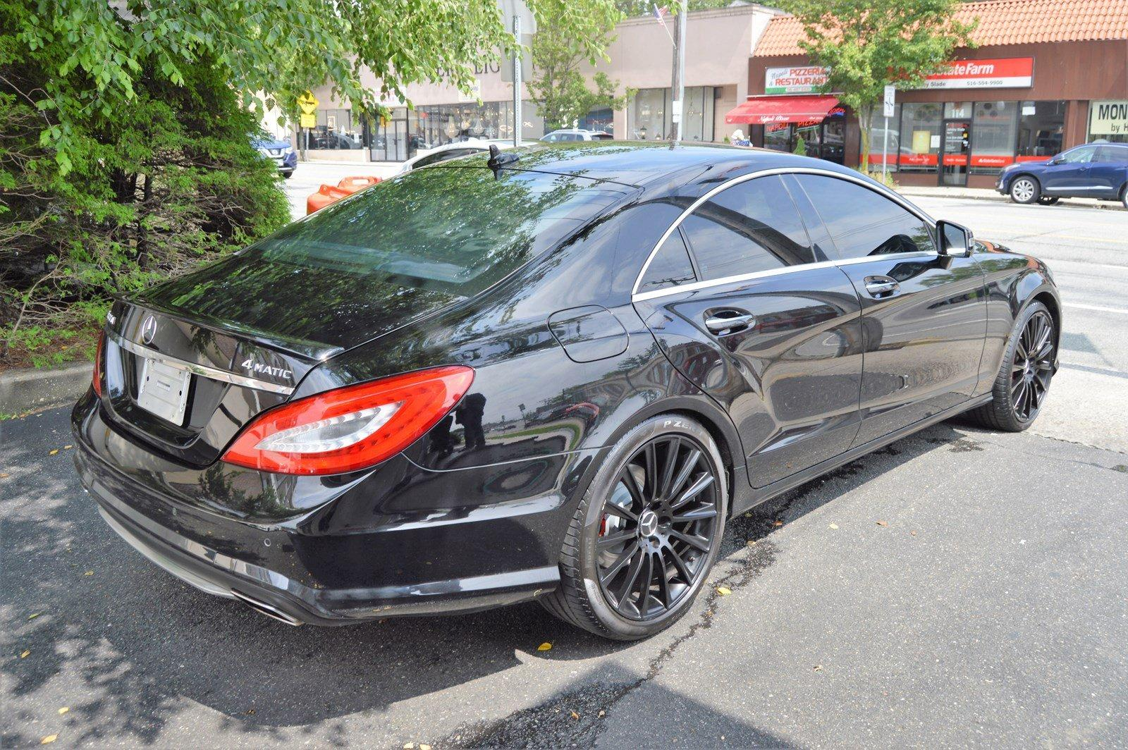 Used-2014-Mercedes-Benz--CLS-550