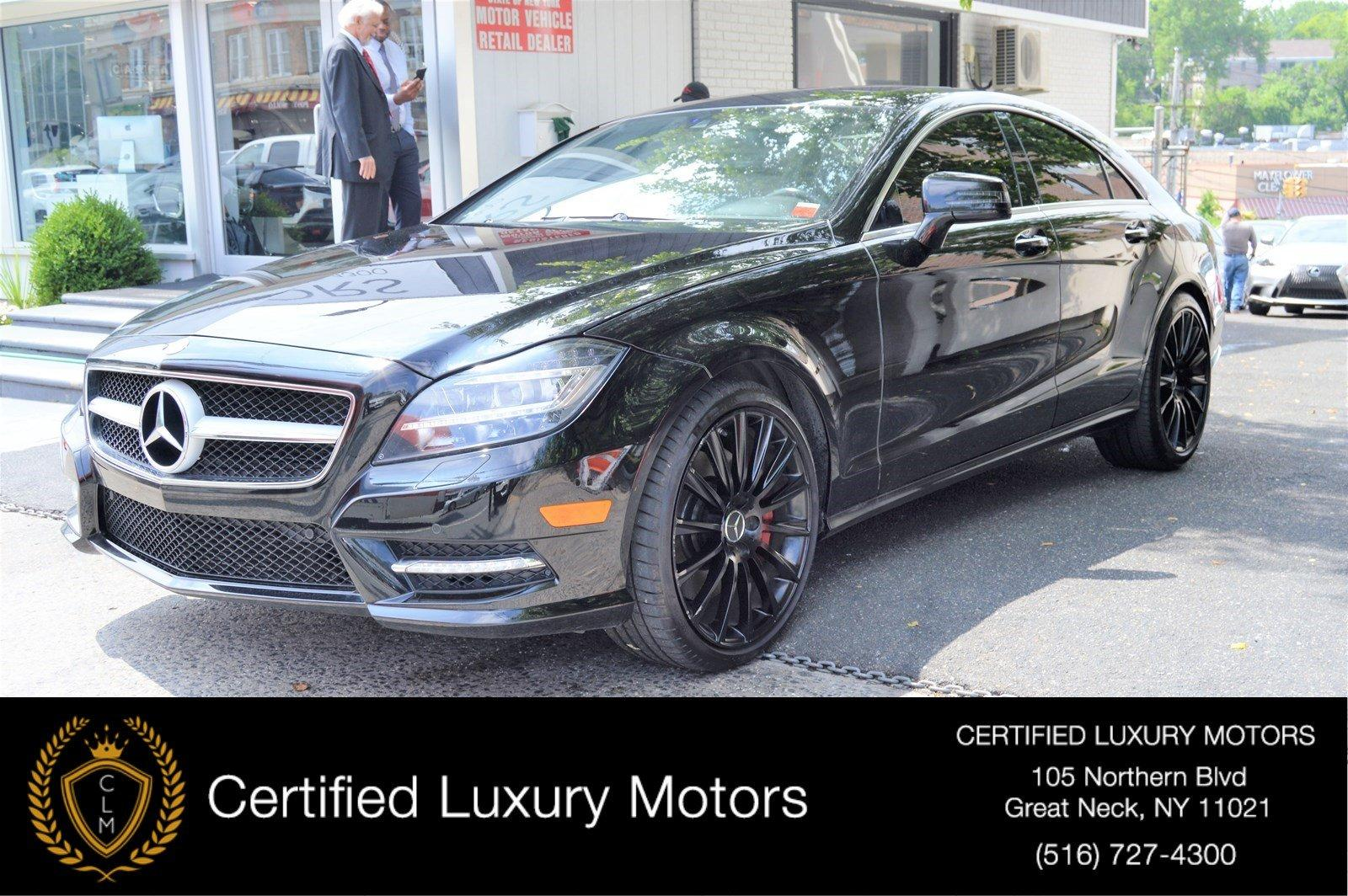 Used 2014 Mercedes-Benz  CLS 550 | Great Neck, NY
