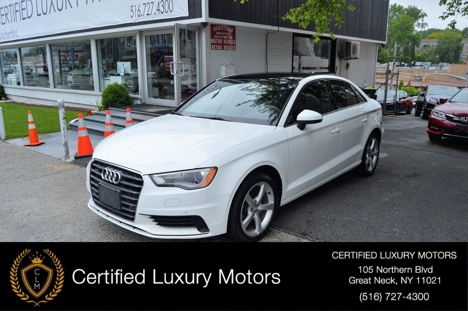 Used 2016 Audi A3 2.0T Premium | Great Neck, NY
