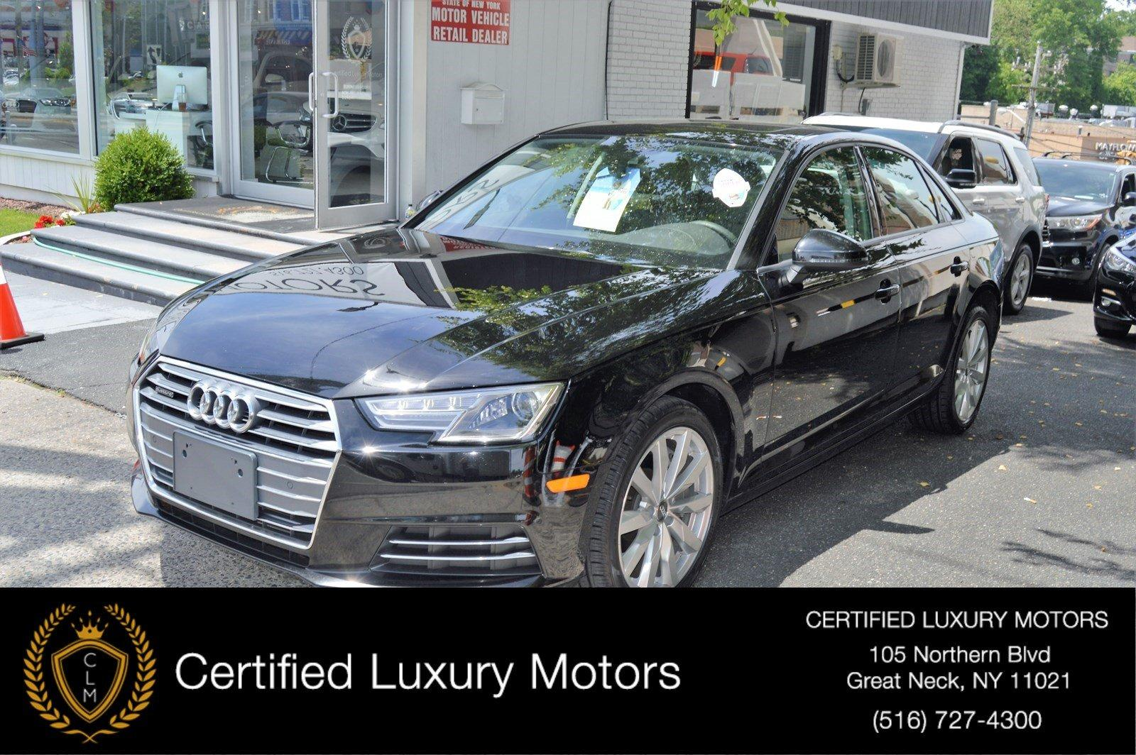 Used 2017 Audi A4 Premium | Great Neck, NY