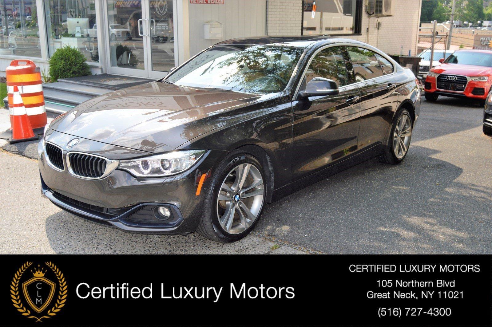 Used 2016 BMW 4 Series 428i xDrive (Sports Pkg/ Navi   Great Neck, NY