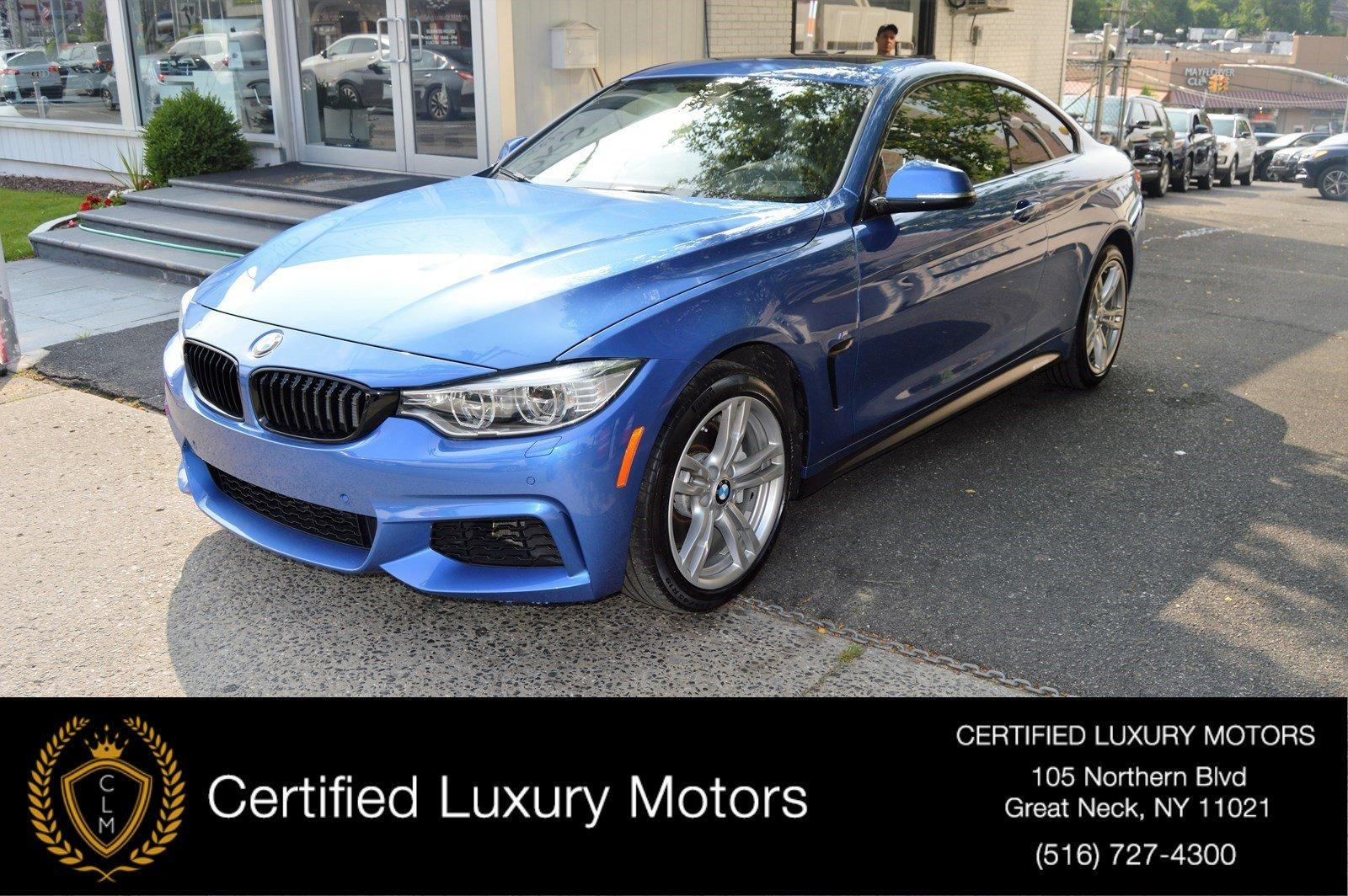 Used 2014 BMW 4 Series 435i xDrive (M-Sport/Navi) | Great Neck, NY
