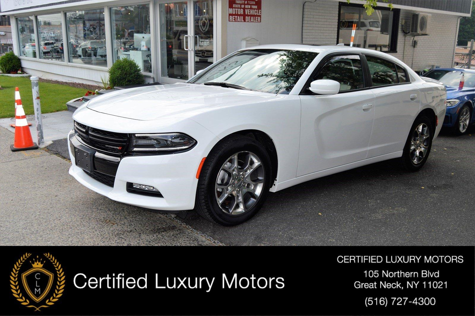 Used 2016 Dodge Charger SXT AWD (Navi,Sunroof/Leather) | Great Neck, NY