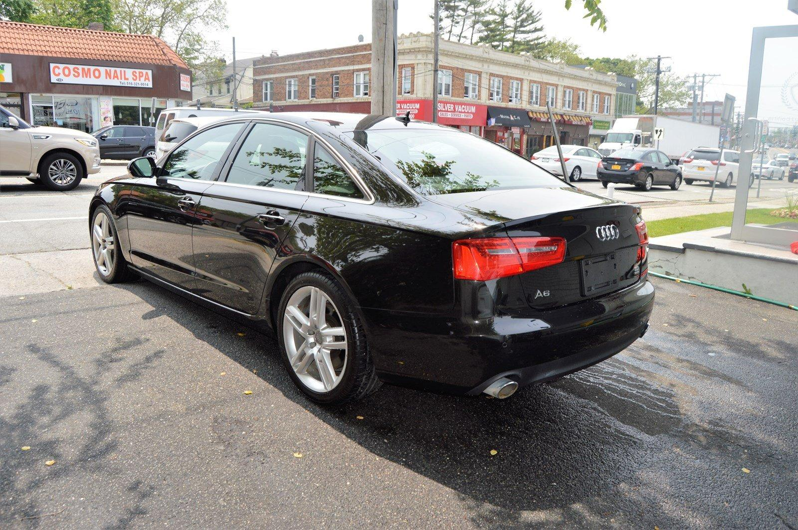 Used-2014-Audi-A6-30L-TDI-Premium-Plus
