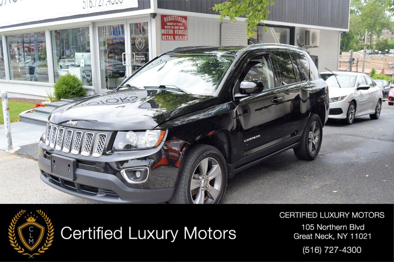 Used 2016 Jeep Compass High Altitude Edition | Great Neck, NY