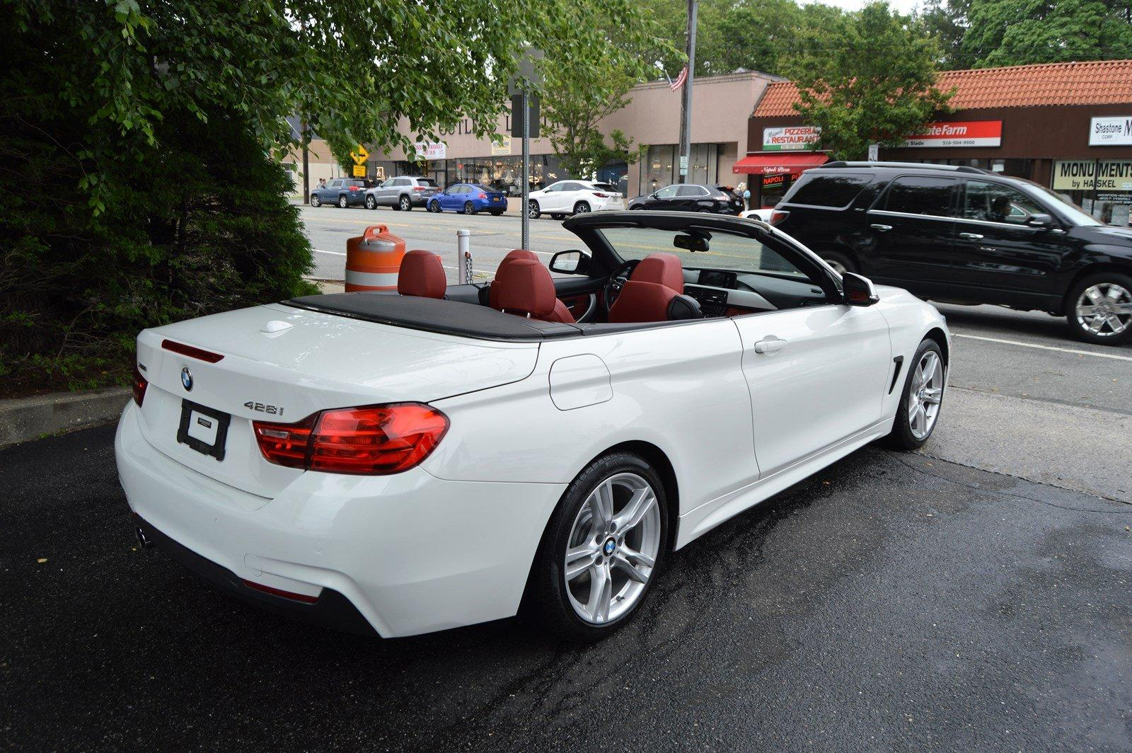 2015 BMW 4 Series 428i xDrive (Convertible/Red Interior ...