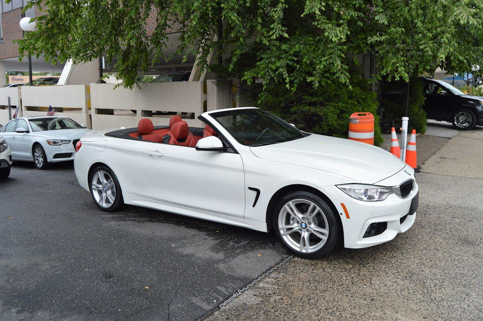 2015 Bmw 4 Series 428i Xdrive Convertible Red Interior Stock 0575 For Sale Near Great Neck Ny Ny Bmw Dealer