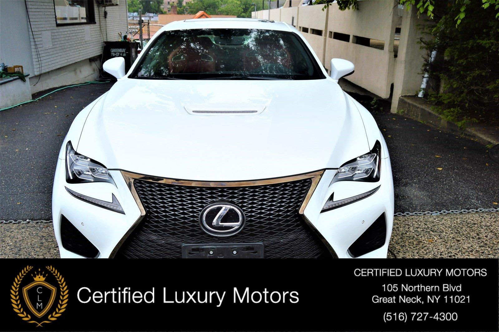 Used 2015 Lexus RC F  | Great Neck, NY