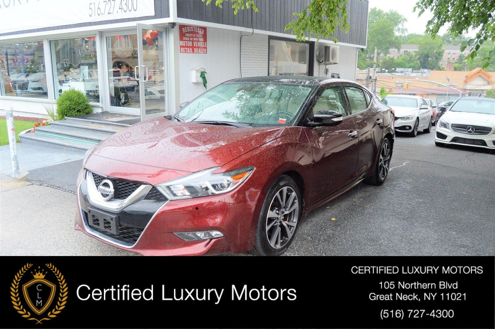Used 2016 Nissan Maxima 3.5 Platinum | Great Neck, NY