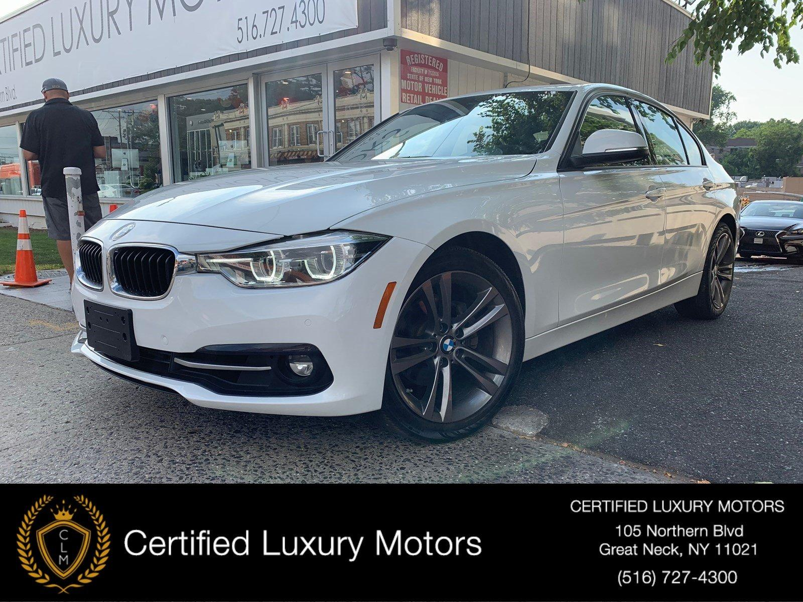 Used 2016 BMW 3 Series 328i xDrive ( Navi,Sports Pkg, Brown Interior) | Great Neck, NY