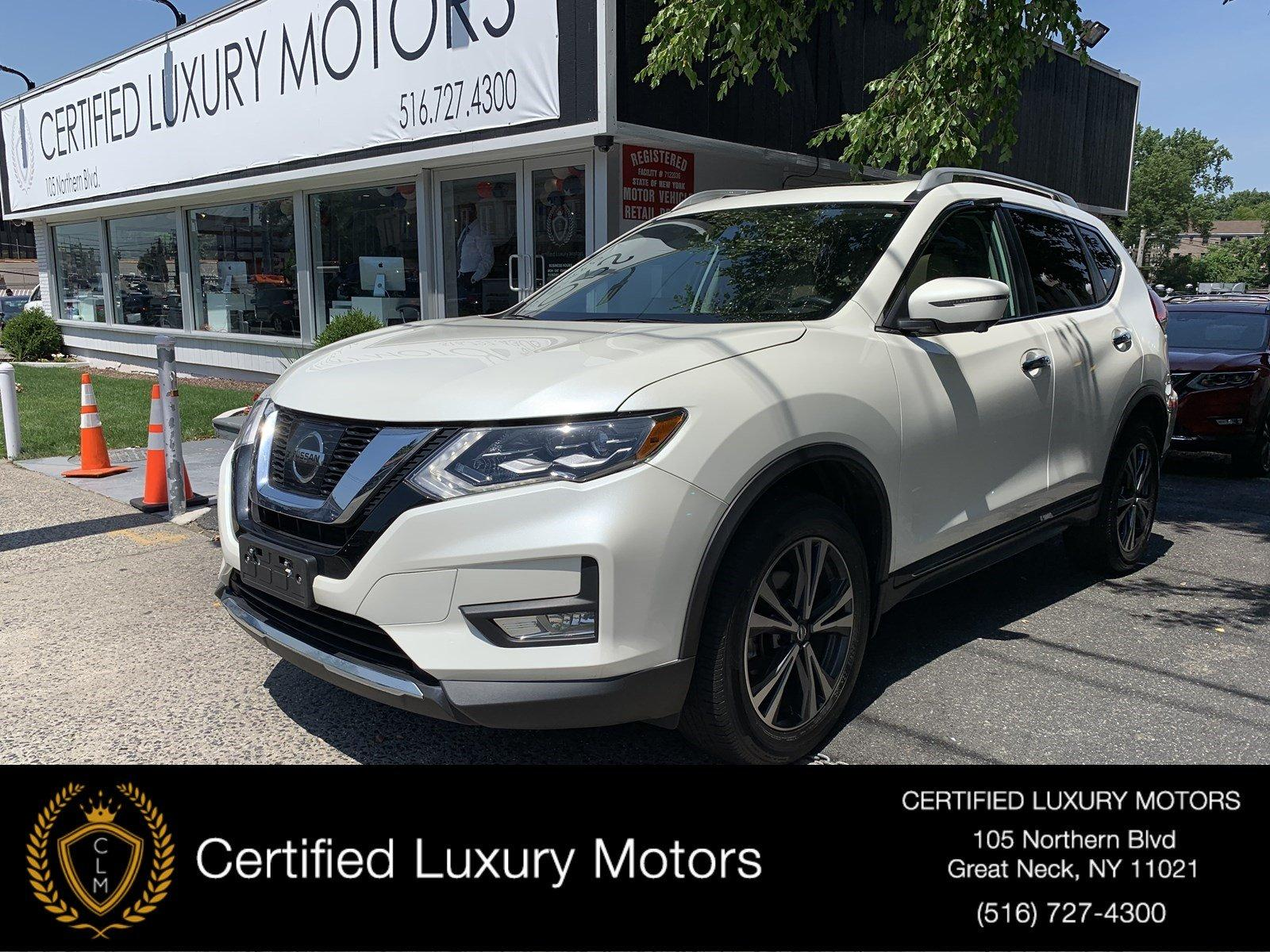 Used 2017 Nissan Rogue SL | Great Neck, NY