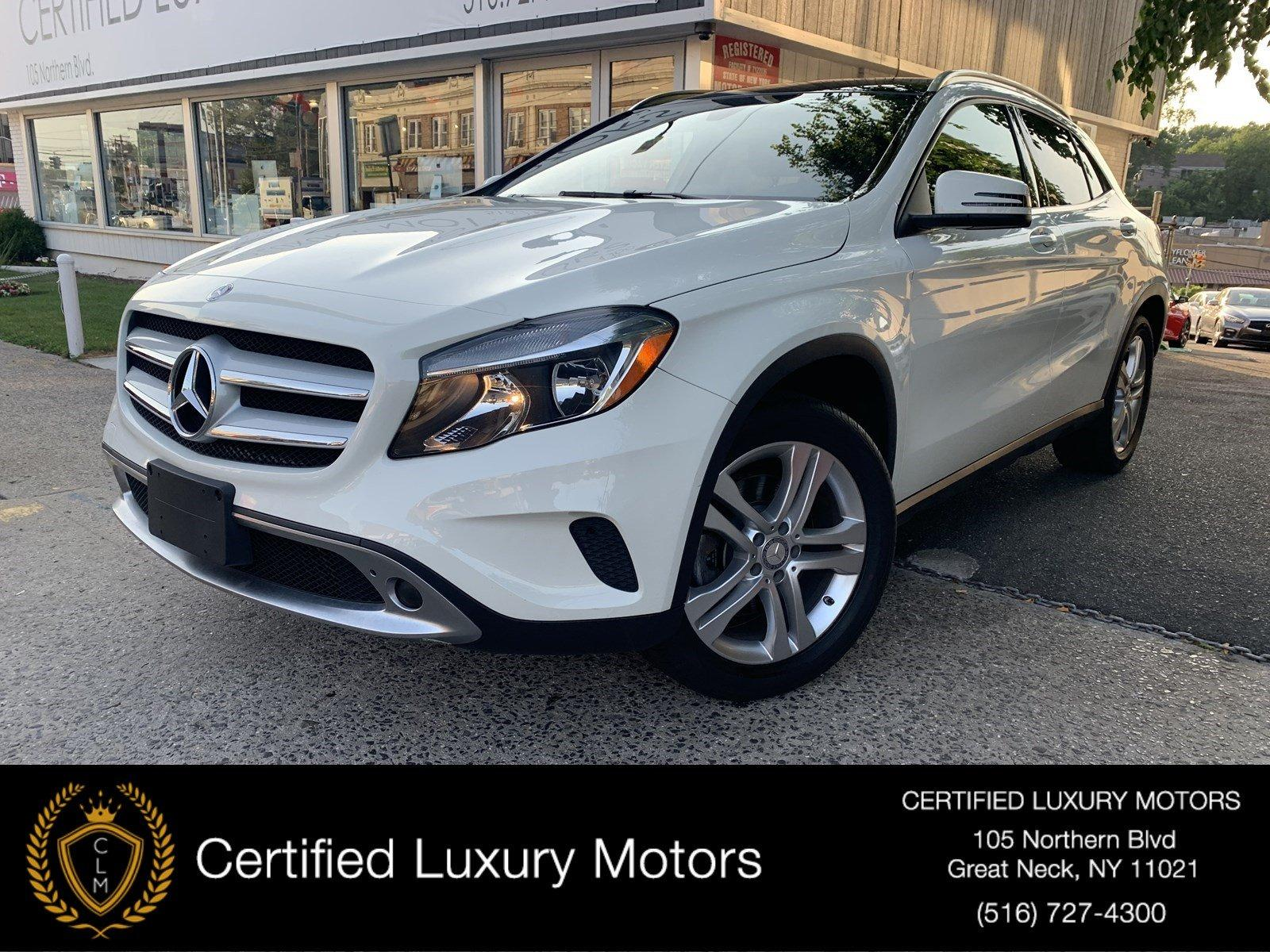 Used 2016 Mercedes-Benz GLA GLA 250 | Great Neck, NY