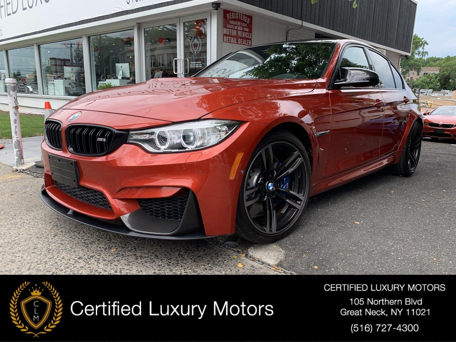 Used 2016 BMW M3  | Great Neck, NY