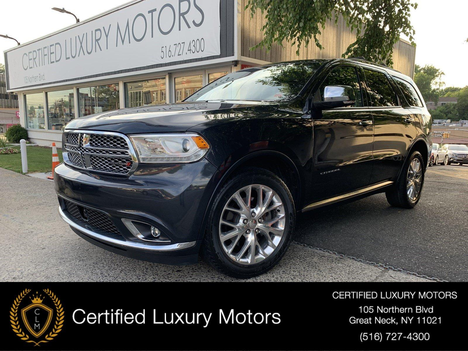 Used 2014 Dodge Durango Citadel | Great Neck, NY
