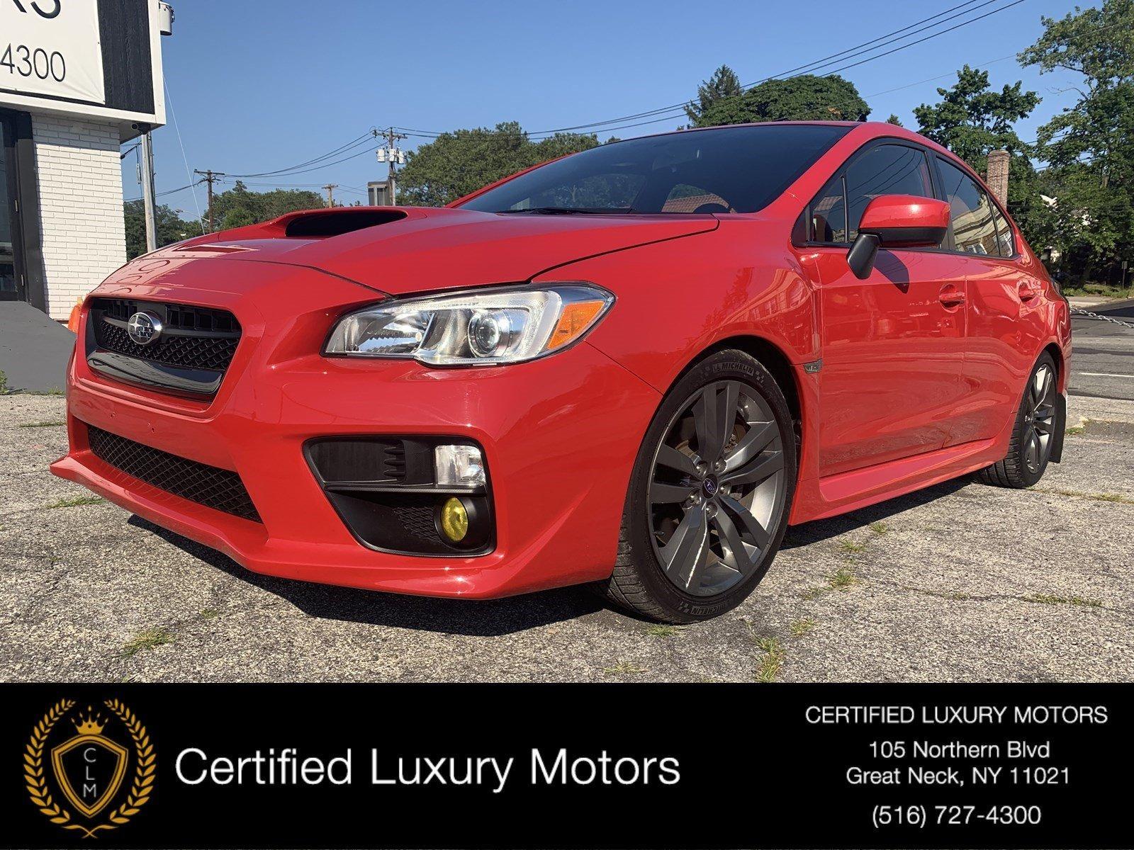 Used 2017 Subaru WRX Premium | Great Neck, NY